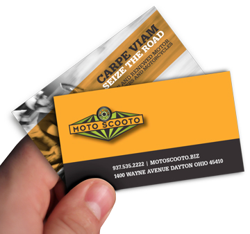 The Next Wave Printing Premium Business Cards